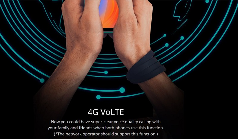 Spark 5 Pro 4G VoLTE Network Support
