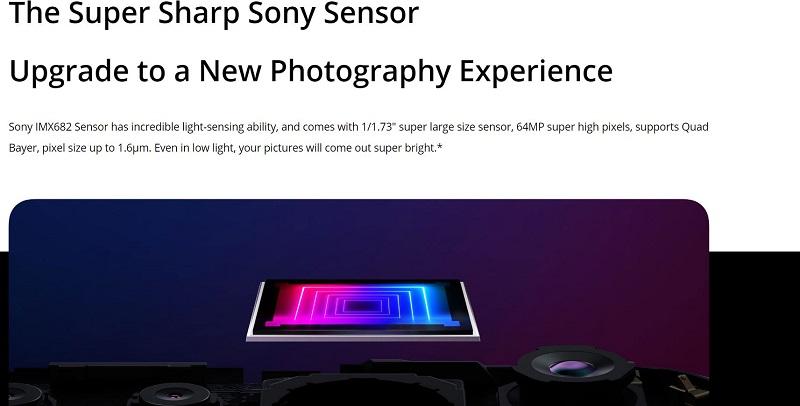 Super Sharp Photography Sensor