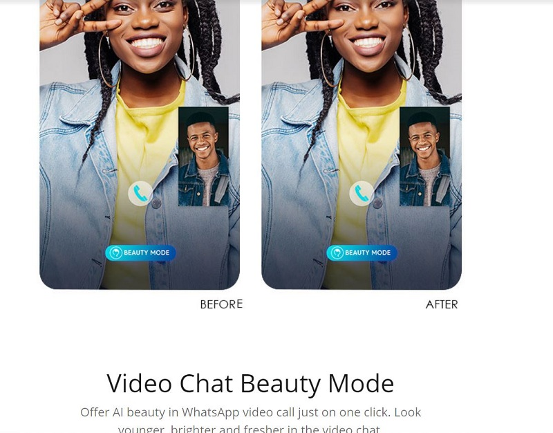 Video Chat Beauty Mode