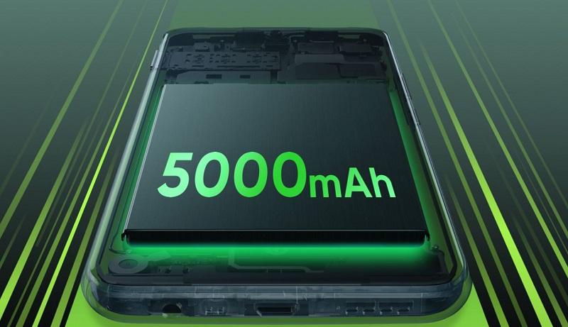 5000mAh Super Battery