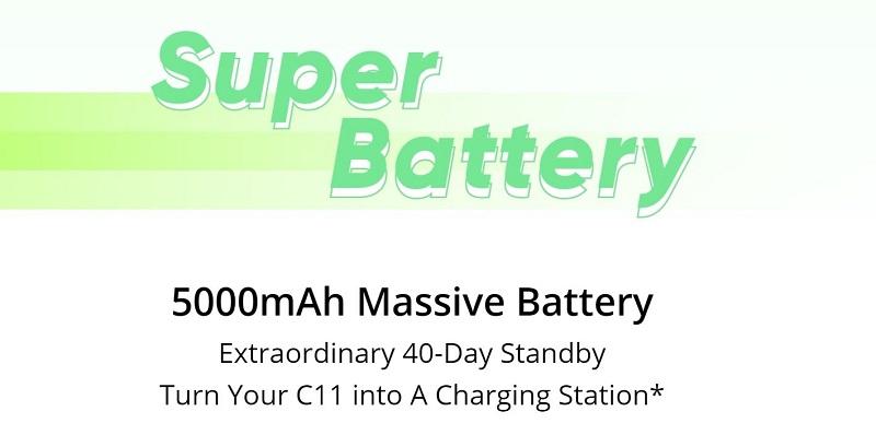 C11 Super Battery