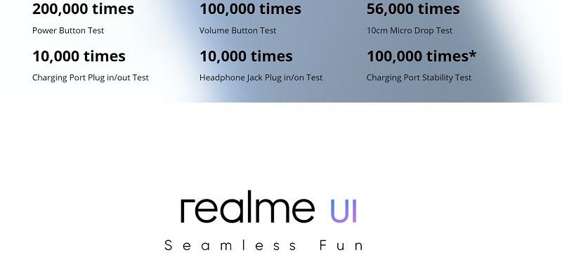 C15 Realme UI