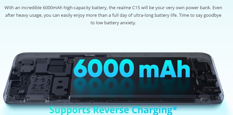 C15 Reverse Charging