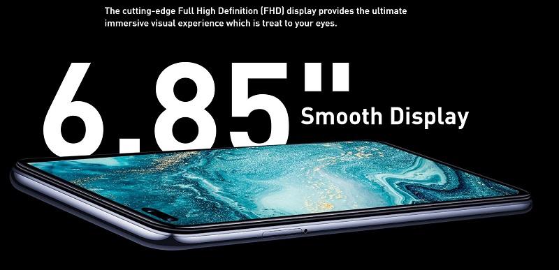 Cutting-Edge Full High Definition Display