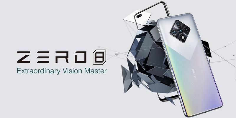 Infinix Zero 8 Extraordinary Vision Master