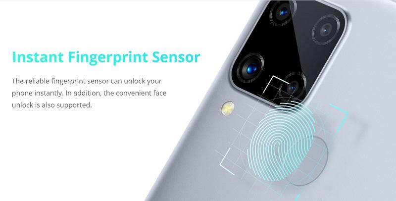 Instant Fingerprint Sensor