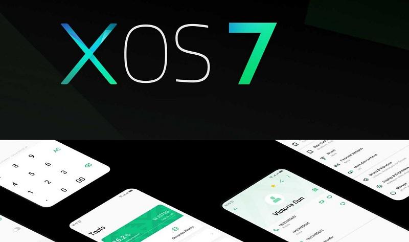 New XOS 7