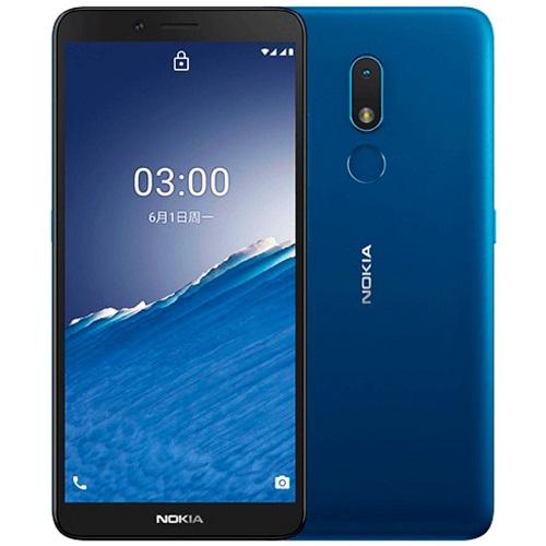 Nokia C3 Nordic Blue