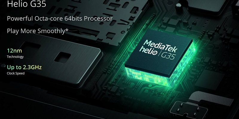 Powerful Chipset