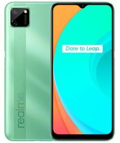 Realme C11 mint green
