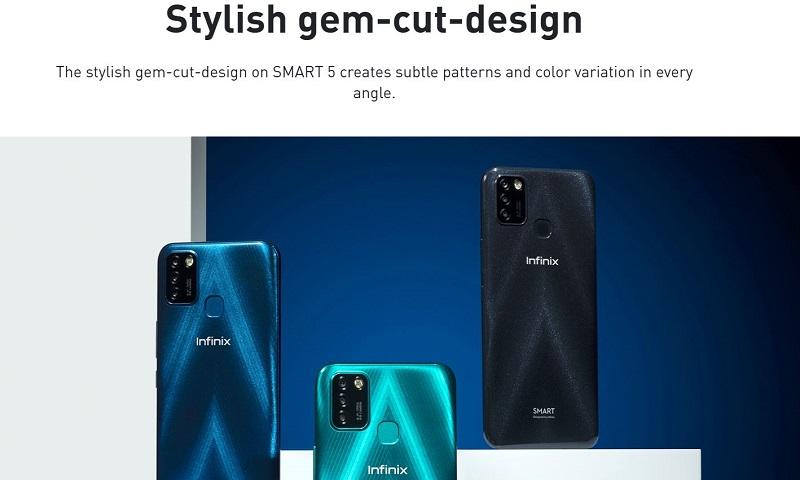 Stylish Gem Cut design