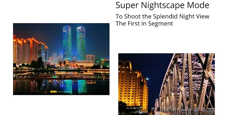 Super Nightscape Mode