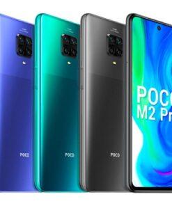 Xiaomi Poco M2 Color Variants