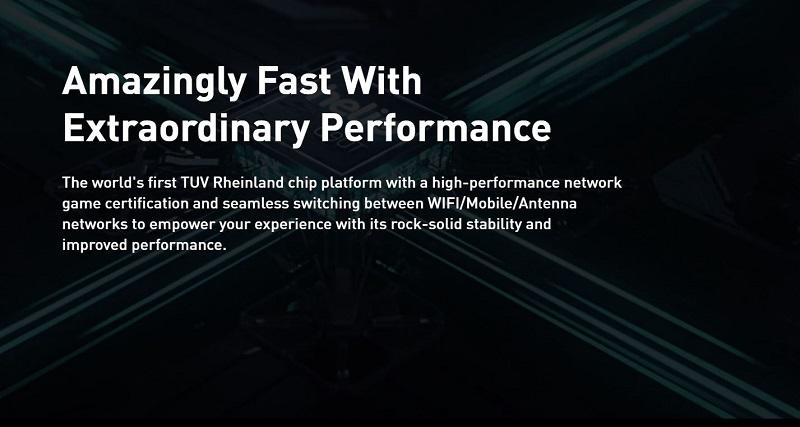 Zero 8 Extraordinary Performance