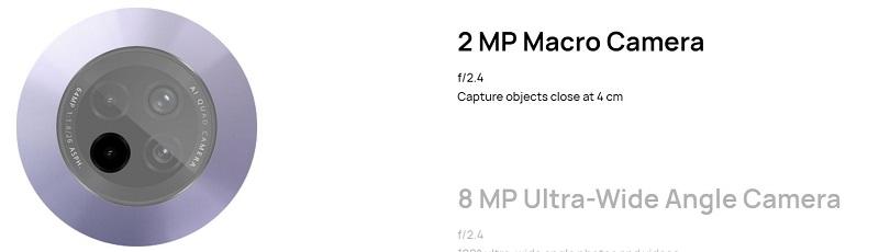 2-Megapixel Macro Lens