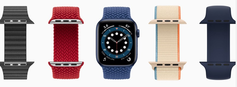 Apple Watch 6 Removable Straps