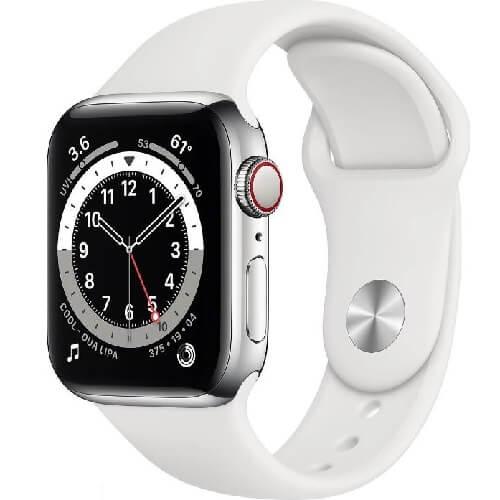 Apple Watch 6 Silver