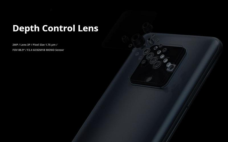 Depth Control Lens