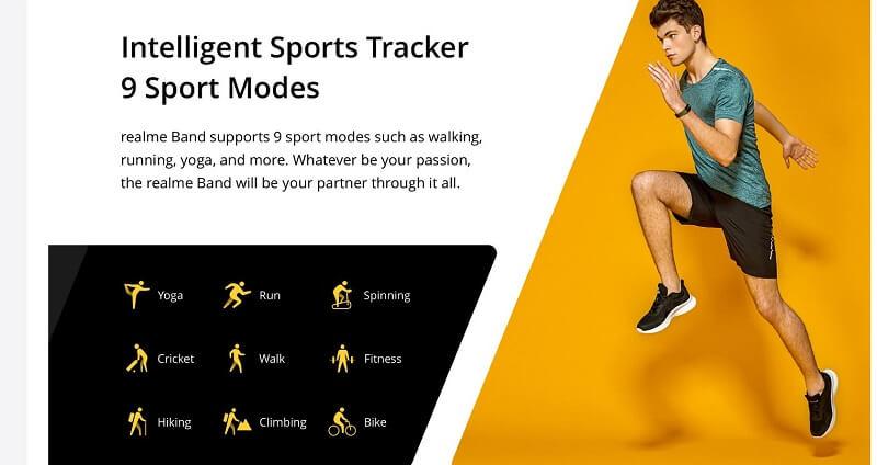Intelligent Sports Tracker