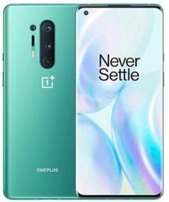 OnePlus 8T Aquamarine Green