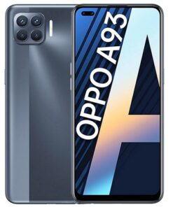 Oppo A83 Matte Black