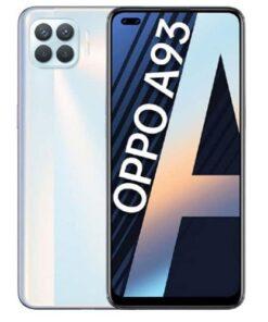 Oppo A93 Metallic White