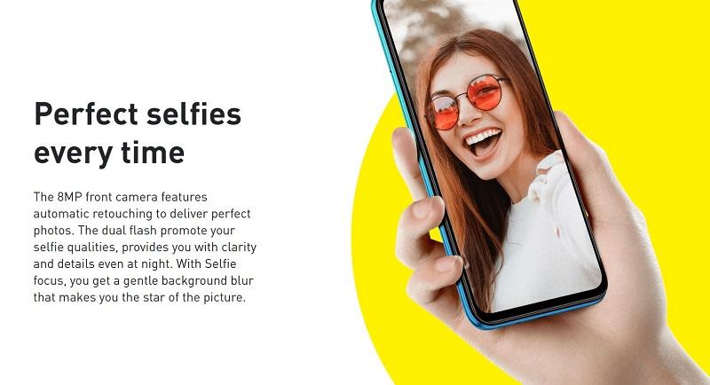 Perfect Selfie Capture