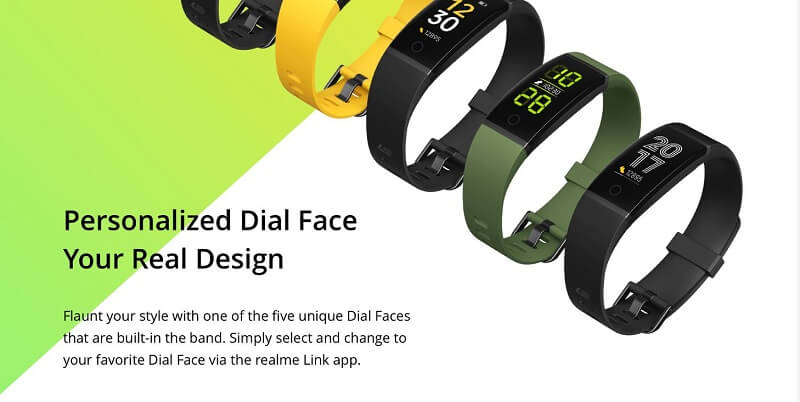 Personalized Dial Face