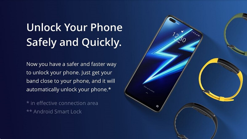 Quick and Safe Smartphone Access