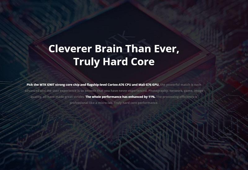 Tecno Camon 16 Premier Improved Processing