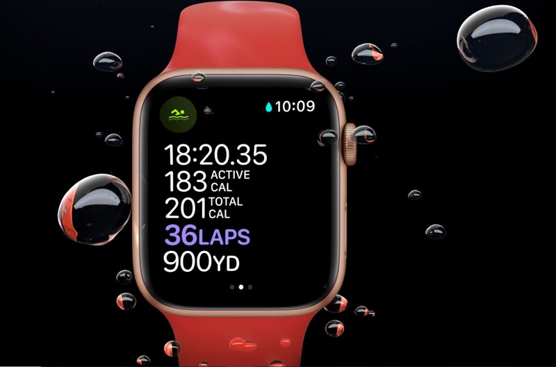 Track your Workout Metrics