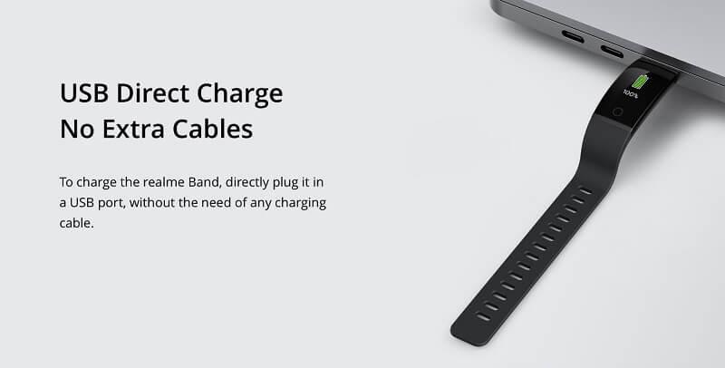USB Direct Charging