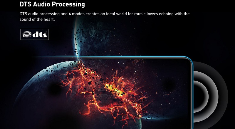 DTS Sound Processing