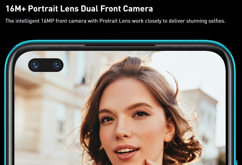 Infinix Note 8 Dual Selfie Camera