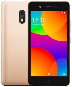 Itel A16 Plus Champagne Gold