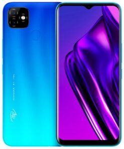 Itel P36 Gradient Blue