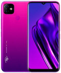 Itel P36 Pro LTE Gradient Purple