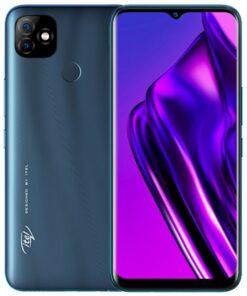 Itel P36 Pro LTE Deep Blue