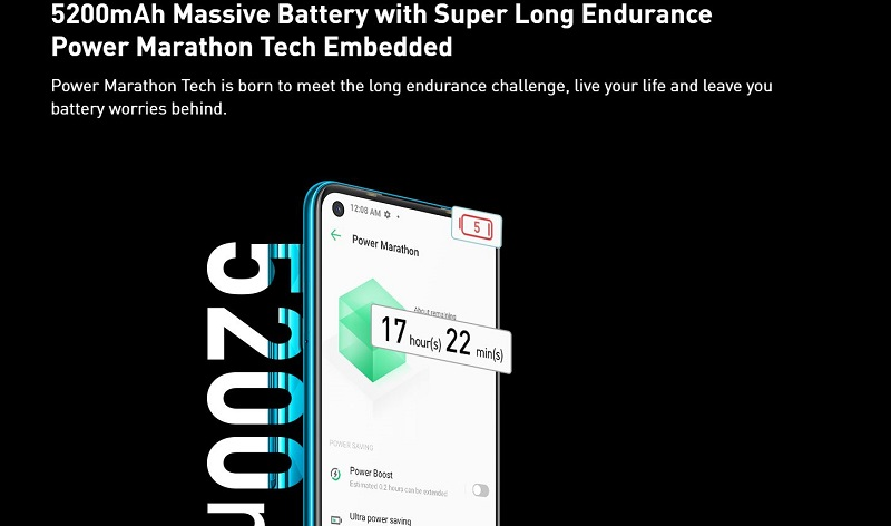 Power Marathon Enhanced Battery