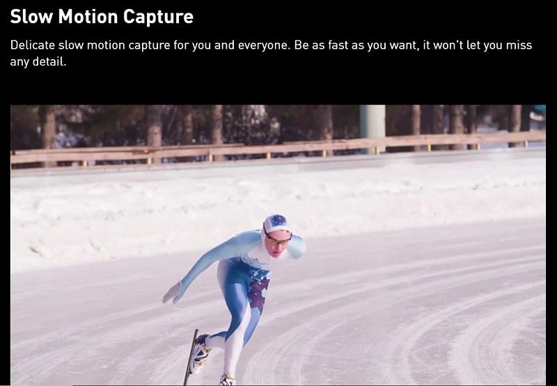 Slow Motion Capture