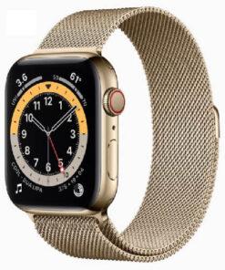 Apple Watch Series 6 44mm Gold