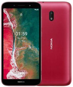 Nokia C1 Plus Red