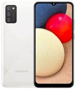 Samsung Galaxy A02s White