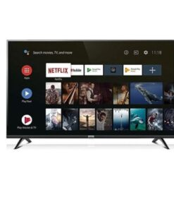Syinix 50 Inch Smart Tv front view