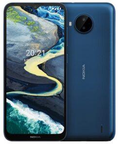 Nokia C20 Plus Ocean Blue
